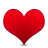 Favorite, Full, Heart, Love icon