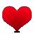 favorite, love, full, heart icon