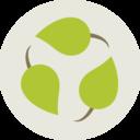 Ecology Leaf icon