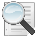 search, seek, find, write, writing, edit icon