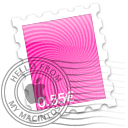 Pink Spiral icon
