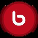 bebo, social, web, internet icon