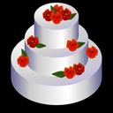 food, cake icon
