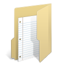my document, document, paper, file icon