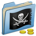 Blue, Pirates icon