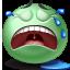Crying, Emot icon