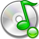 cdaudio,mount icon