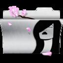 picture,white,folder icon