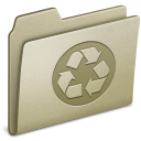 lightbrown,recycling icon