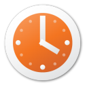 history, alarm clock, clock, alarm, time, red icon