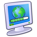 System Internet Download icon