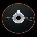 disc, rw, dvd, hd icon
