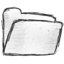 paper, file, folder, document icon