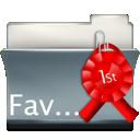 folder, favorites icon