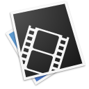 movie, video, app, film icon