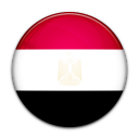 egypt, country, flag icon