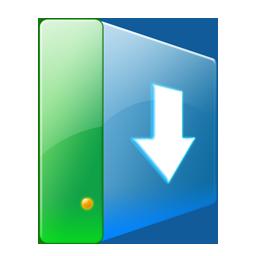 hdd, hard drive, hard disk, downloads icon
