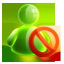 blocked icon