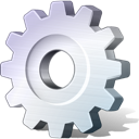 gear, cog, settings icon