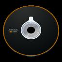 disc, dvd, hd icon