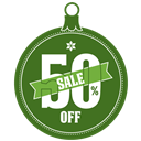 off, sale icon