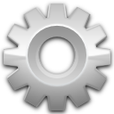 Advanced, Cog, Gear, Options, Preferences, Settings icon