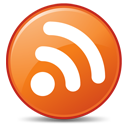 rss, orange, feed, subscribe icon