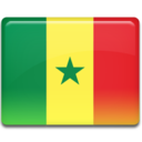 Senegal Flag icon