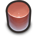 Red Cylinder icon