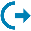 power, logoff icon