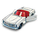 Mercedes, Sl icon