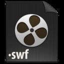 file,swf,paper icon
