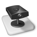 whack, ms, powerpoint, projector, surveilance icon