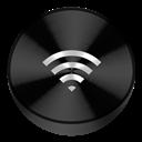 Airdrop, Black, Drive icon