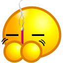 Burn, Joss, Stick icon