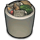 full,trash icon
