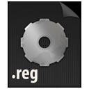 File REG icon