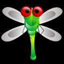 dragon,fly,bug icon
