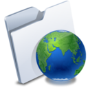 Web Folders icon