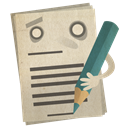 , Textedit icon