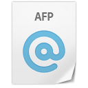 , Afp, Location icon