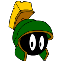 martian, marvin icon