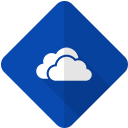 drive, cloud, storage, onedrive, network, hdd, data icon