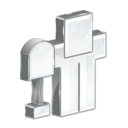 3d, Digg icon