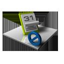 cant, calendar, date, schedule icon