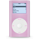 g, Ipod, Mini, Pink icon