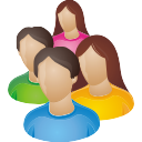 Community, Users icon