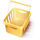 cart, webshop, basket, shopping, ecommerce icon