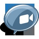 ichat, bubble icon