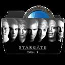 1., Folder, Stargate, Tv icon